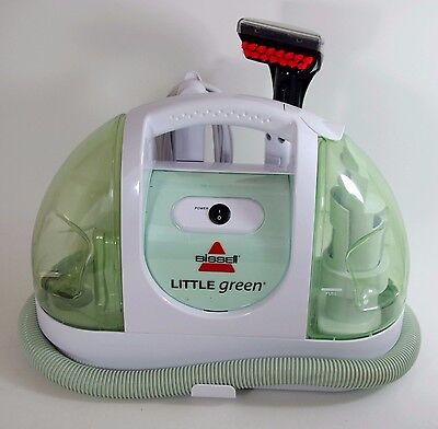 Bissell Little Green Machine Compact Portable Carpet Cleaner Model 1400