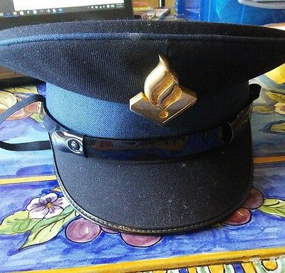 Origional Amsterdam Police Hat From  Cyber Unit