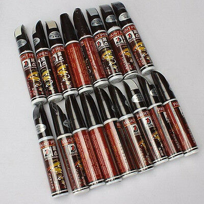 Scratch 13Colors 1  pcs Car Paint Repair Pen Dual Purpose Remover Clear Touch US