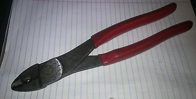 "Snap-On 29CP 9-3/4"" Terminal Crimping / Cutter Pliers"