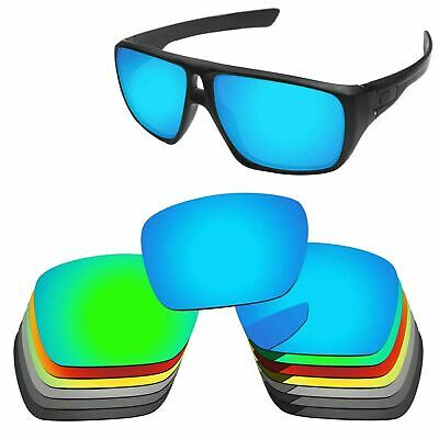 PapaViva Polarized Replacement Lenses For-Oakley Dispatch 1 Multi-Options