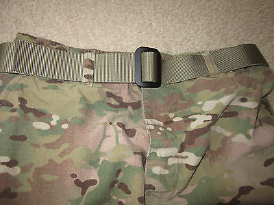 US Army Issue NWT OCP Riggers Belt MULTICAM Scorpion Brown OCP FREE SHIP Size 52