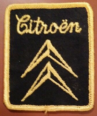 CITREON vintage mid to late 1960's patch