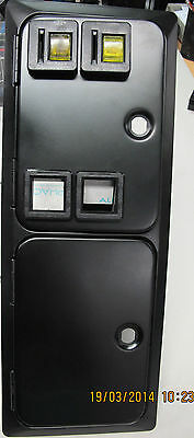 Arcade Cabinet Coin Door with Coin Support **BEST PRICE**