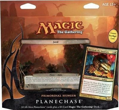 Magic the Gathering- MTG: Planechase (2012 Edition) Primordial Hunger