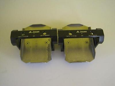 Lot Of 2 Jouan Centrifuge Swing/swinging Buckets Microplate Carrier 11174168