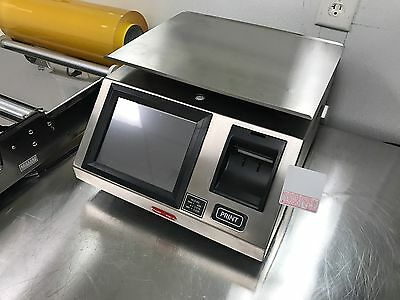 touchscreen labeling scale