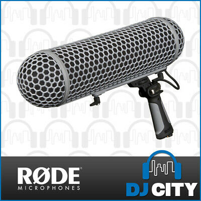 RODE Blimp Windshield Shock Mount for Shotgun Microphones