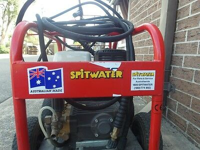 Spitwater Pressure Cleaner With Whirl-A-Way