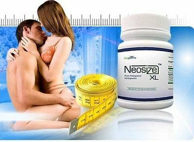 NeoSize XL Pills Best Natural Male Enhancement Penis Enlargement NeoSizeXL
