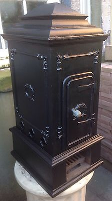Georgian Free Standing Antique Stove Very Rare !!