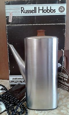 Collectable Retro Genuine Russell Hobbs Automatic Coffee Pot