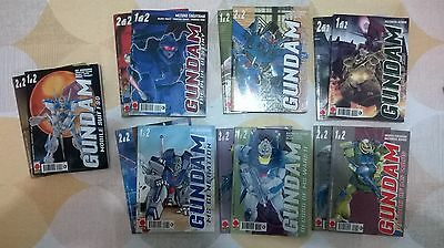 gungam 7 mini serie complete f90 formula 91 record of ms wars the revival zeon