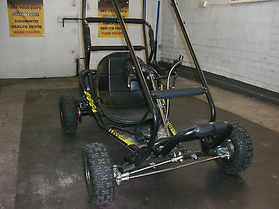 New 200cc Off Road Drift Buggy. Roll Cage 6.5hp Powered. Go Kart. Electric Start