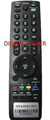 Remote Control For Lg Tv 42Ld460 6710900011W 6710V00088J Mkj37815701 6710V00116X