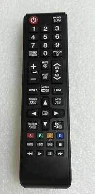 Remote Control For Samsung Tv La37B650T1F Ua55B7100Wf Ps63B680T5M Bn59-00861A