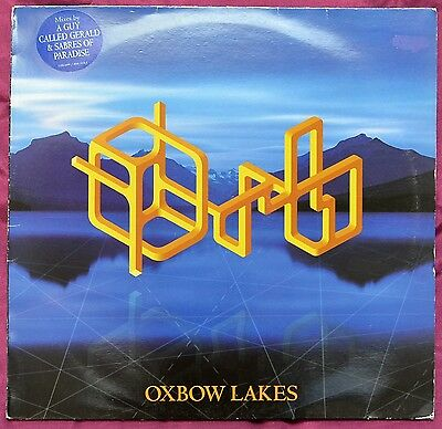 "The Orb – Oxbow Lakes 12"" – 12 IS 609 – VG"