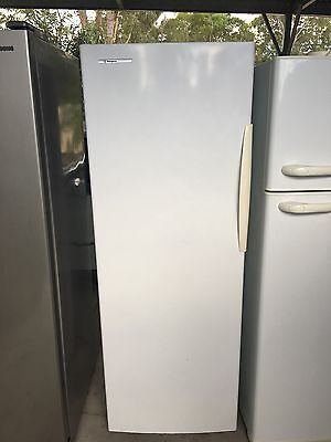 Late mod Westinghouse 300ltr frost free upright freezer. 3mts warranty.