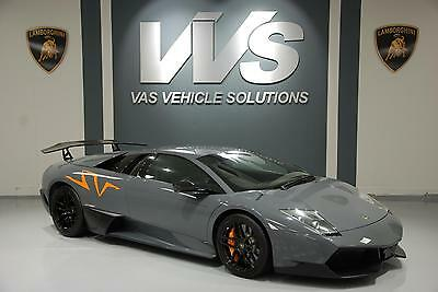 2010 Lamborghini MURCIELAGO LP 670-4 SV HIGH SPEC VAT QUALIFYING Automatic Coupe