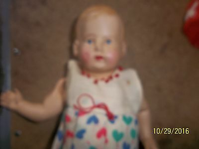 Antique/vintage Celluloid Baby Doll
