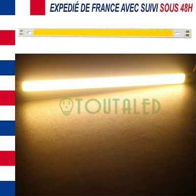 Led Cob High Power 12V Dc 8W 880 Lumens Blanc Chaud Camping Car Bateau Caravane