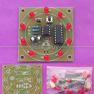 DIY Electronic Learning Kit The wheel of fortune suite produced training