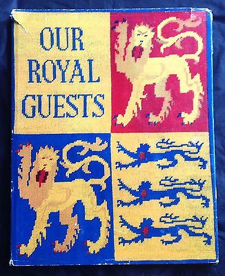 """Our Royal Guests"" 1952 Special Offer, See Description."
