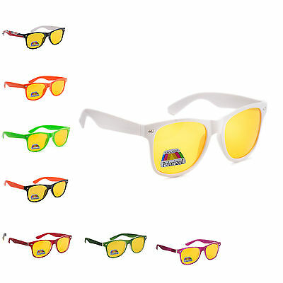 Night Driving Anti Glare Vision Glasses Prevention Yellow Driver Sunglasses