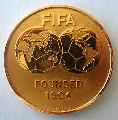 Medal of the FIFA Congress in Mexico City 1986