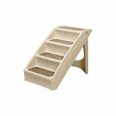 Solvit Pupstep Plus Dog Stairs Pet Steps Indoor Stairs for pets dogs