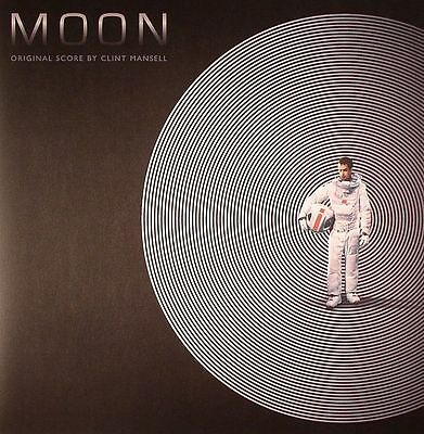 MANSELL, Clint - Moon (Soundtrack) - Vinyl (gatefold LP)