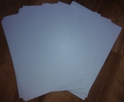 25 x Pearlescent Paper