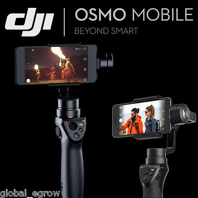 DJI Osmo Mobile 3-Axis Handheld Gimbal Stabilizer For Smartphone (Handheld Only)