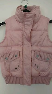 girls next body warmer aged 7-8 yrs