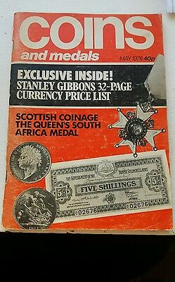 Coins and Medals Magazine