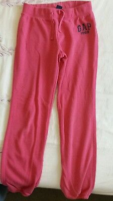 Gap jogging bottoms size 10 year
