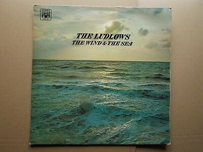 """The Ludlows:""""The Wind & The Sea"""" with Jim McCann. Marble Arch MAL1204. Mono.1966"""