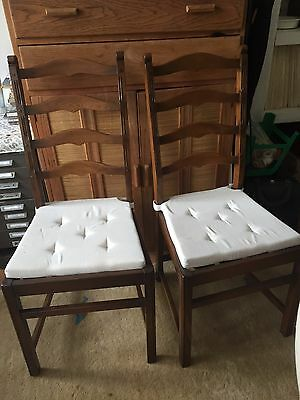 Pair of Vintage Ercol Chairs.