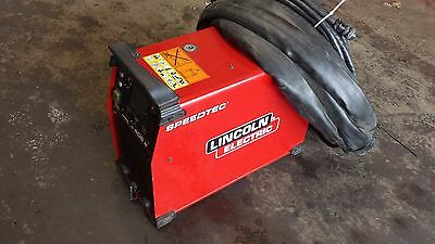 Lincoln Speedtec 405S | MMA Welder | MIG / TIG Powersource | Hardly ever used!