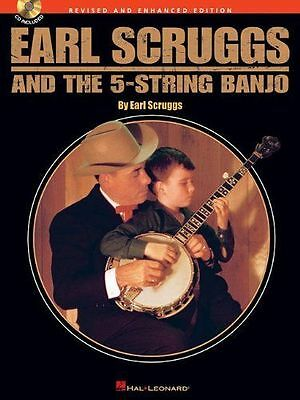 Earl Scruggs and The Five String Banjo (not revised Edt.)