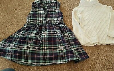 dress and top outfit 18-24 months