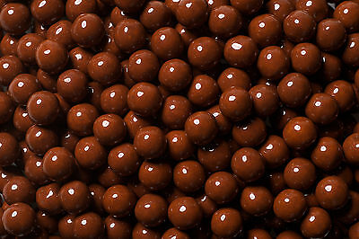 SweetWorks Candy Beads - Chocolate - Brown - 100 g