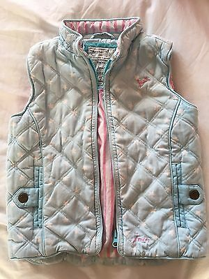 Joules gilet age 4