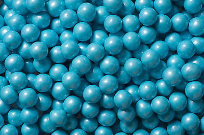 SweetWorks Candy Beads - Chocolate - Pearl - Powder Blue - 100 g