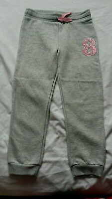 girls jogging pants age 6-7