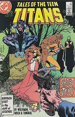 Tales Of The Teen Titans #71 Dc 1986
