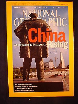 National Geographic - September 2006 - China Rising