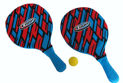 COOP Hydro Smash Paddle Ball Game for Beach or Pool - Blue Stripe