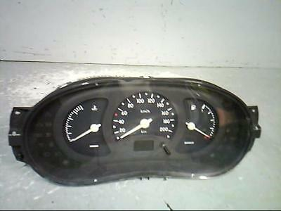 Compteur RENAULT CLIO II PHASE 1  Essence /R:5459481