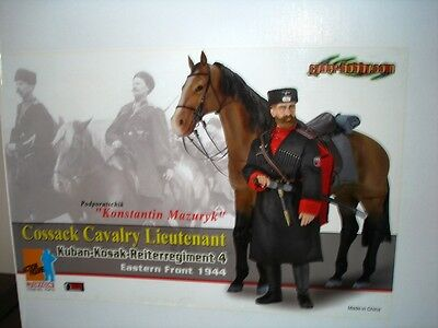 """CYBER HOBBY SPECIAL EDITION """"COSSACK Lieutenant"""" WW II -1/6 Scale"""